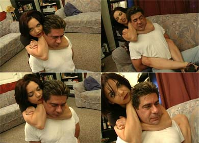 Mistress Gia Primo uses sleeperhold